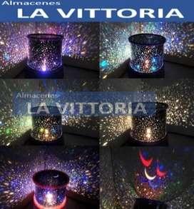 Lámpara Proyectora Lluvia Cósmica
