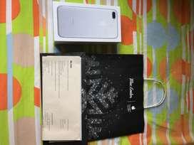 Iphone 7 plus 32 gb 1 mes de uso