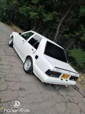 Vendo Mazda 323 NB o  permuto por moto