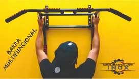 Se vende barra para hacer ejercicios