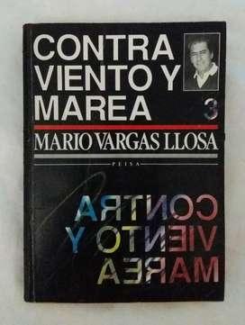 contra Viento Y Marea 3 Mario Vargas Llosa