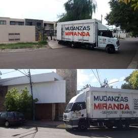 Mudanzas Miranda en godoy cruz