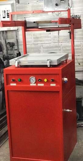 Fabrica de maquinas para el termoformado