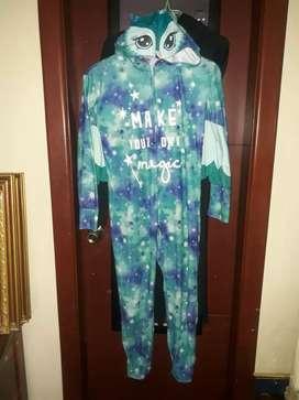 Disfraz pijama   de BUHO marca JUSTICE