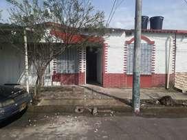 Se vende casa económica en charrascal