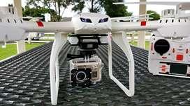 Drone con cámara Hd,  como se ve en la foto