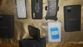 SUPCASE - Carcasa para Samsung Galaxy A50/A30, diseño de unicornio y escarabajo Pro Series, Negro