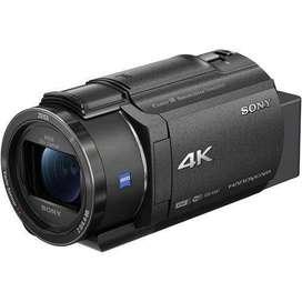 Videocámara Sony Handycam 4k Sensor Cmos