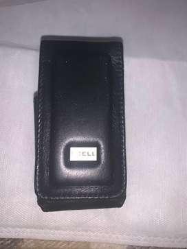 Estuche de cuero nuevo N95