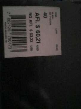 Vendo Zapatos Deportivo Talla 40 Roxxana Q