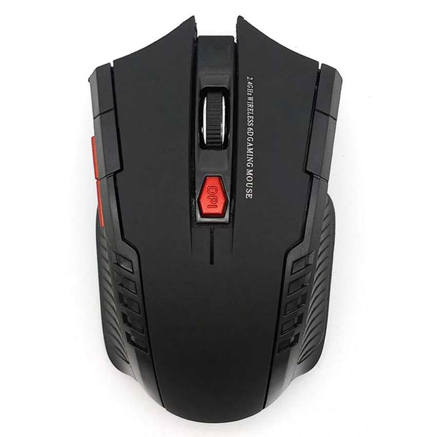 Mouse Inalámbrico 0