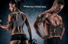 Electro estimulador abdominal y brazos
