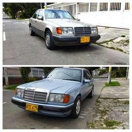 Mercedes Benz E230 92 y Mercedes Benz E230 86