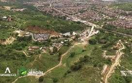 LOTES CON VIABILIDAD DE PLANEACION EN GIRON DE 77 m2