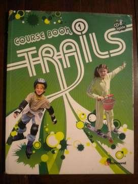 Libro De Inglés Trails 1 - Course Book and Activity Kit