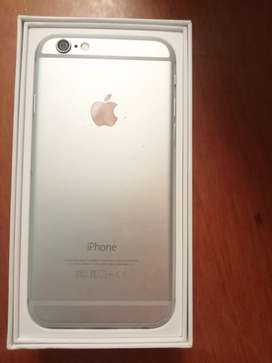 Se vende iphone 6 de 16gb