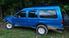 Vendo camioneta luv 1994 cabinada