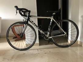 bicicleta de ruta trek alpha aluminium