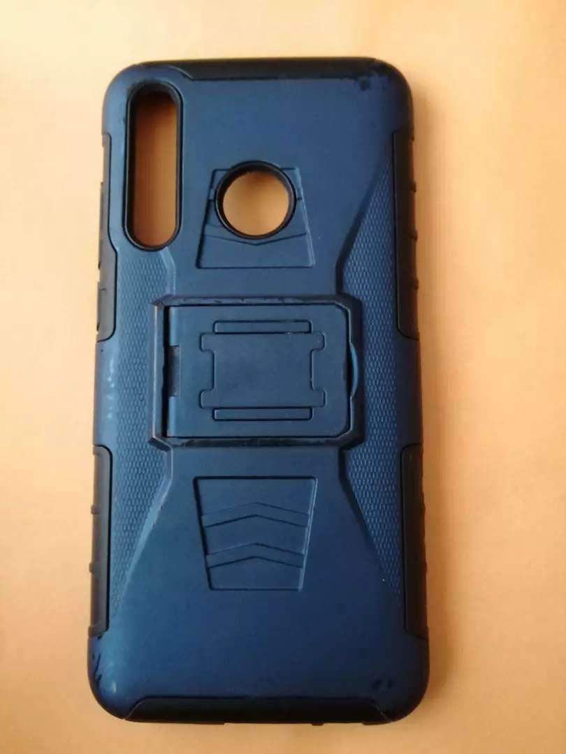Protector para celular psmart 2019 usado 0