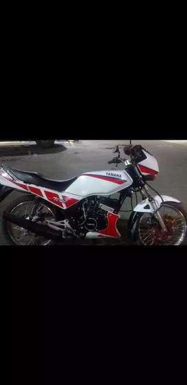 Yamaha rxz135 modelo 96