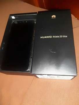 Vendo Huawei Mate 20 lite de 64gb y 4 de RAM