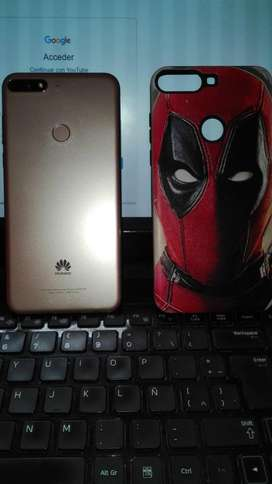 se vende Huawei y7 2018lte o se cambia por Iphone 6 o ps4/xbox one