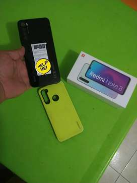 Xiaomi redmi note 8 de 128 de interna