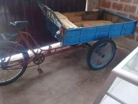 Triciclo en venta
