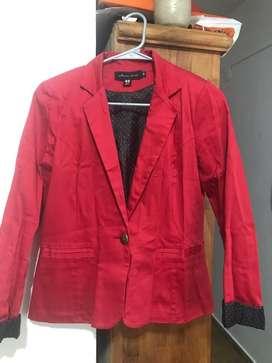 Blazer Rojo Estancias Chiripa