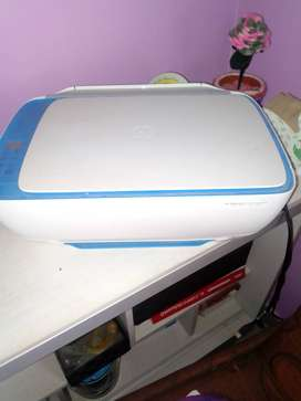 Impresora hp deskjet  Ink Advantage 3635
