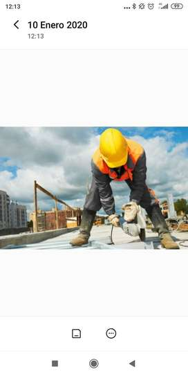 Busco empleo como oficial y/o ayudante de construccion