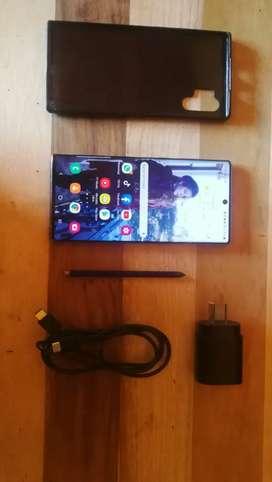 Samsung note 10 plus libre, detalles