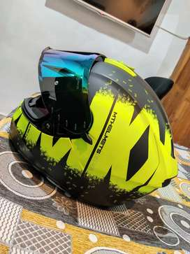 VENDO LINDO CASCO MT