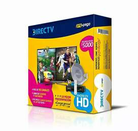 Antena prepago direct tv