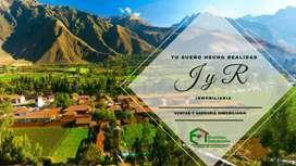 Hermoso terreno en Huillcapata-Cusco