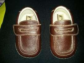 Zapatos de Cuero para Bebé