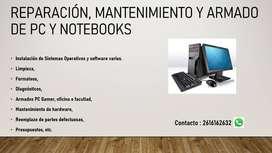 SERVICIO TECNICO PC Y NOTEBOOKS
