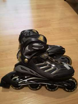 Patines en linea roller derby g800, hybrid