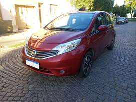 NISSAN	NOTE EXCLUSIVE CVT