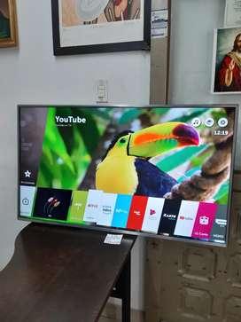 TV LG SMARTV 49 PUL 4K
