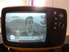 Tv Televisor Retro Vintage Panasonic!!