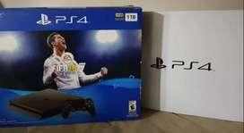 PlayStation 4 Slim 1 TB + Juegos Originales - COMO NUEVA!