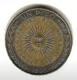 VENDO MONEDA DE 1$ (CON ERROR, PROVINGIAS)