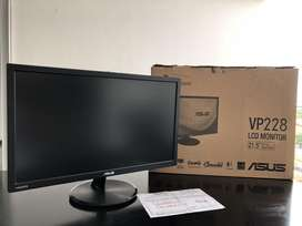 Monitor ASUS 75 hz 1ms