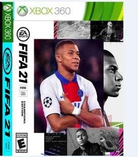 Fifa 21 Xbox 360 Original