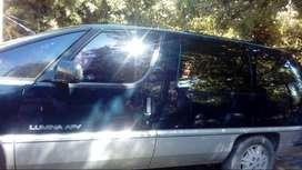Vendo Chevrolet lumina familiar con 7 asiento