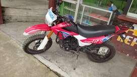Vendo moto tundra 250