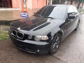 VENDO COUPE BMW 320 DIESEL