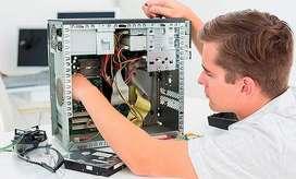 Mantenimiento de computadores, Impresoras y Redes, a domicilio
