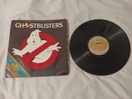 Vinilo Lp Ghostbuster soundtrack pelicula